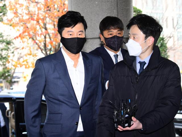 해외 원정도박 양현석 벌금 1500만원…'대중·청소년에 부정적 영향'