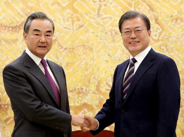 왕이 방한에 日언론 '中, 한국 끌어들여 한미일 연대 견제' 분석