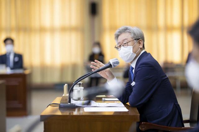 이재명 '3차 재난지원금, 경기도만이라도 지역화폐로 지급'