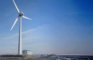 유니슨, 양양만월산 발전 단지에 풍력발전기 납품