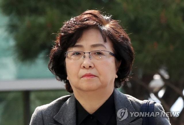 검찰, '환경부 블랙리스트' 김은경·신미숙에 징역 5년 구형