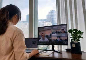 SK건설, 마이크로소프트와 '스마트워크' 체계 구축