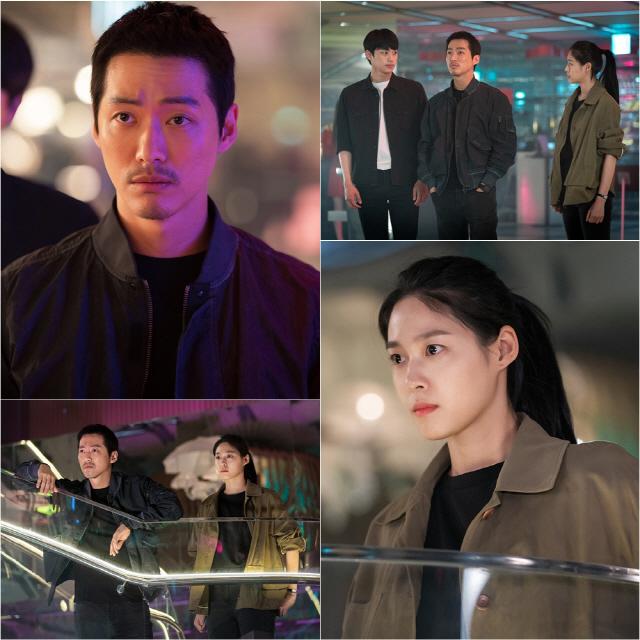 '낮과 밤' 남궁현·김설현, 얽히고 설킨 사건 속 첫발