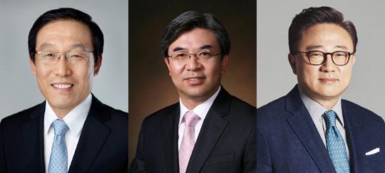 [단독]'변화보다 안정'…삼성전자 3인 대표 유지