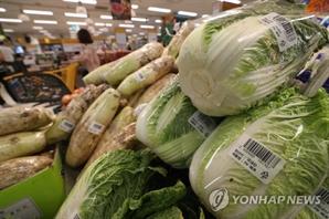 [속보] 11월 소비자물가 0.6% 상승… 신선식품지수 13.1%↑