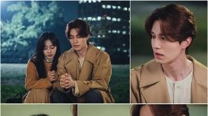 '구미호뎐' 이동욱·조보아, 한밤 중 간절한 기도 데이트 포착