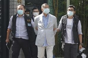 끊임없는 홍콩 민주화 탄압… 조슈아 윙 이어 언론 사주도 수감