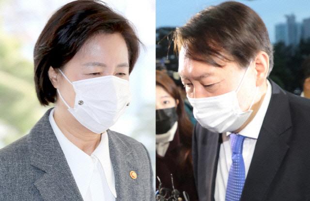 '판사 사찰' 문건 법관회의에서 논의 되나…秋·尹 갈등 변수될지 주목