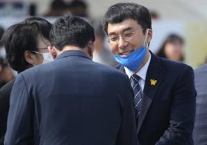 """'노무현 자서전' 꺼낸 김남국 """"힘들지만 갈 수밖에…검찰개혁, 다음은 없어"""""""