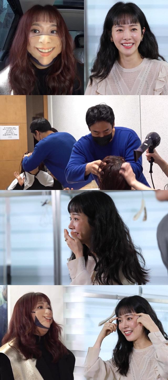 '전참시' 홍현희, 도플갱어 한지민과 만남 성사…판박이 외모?