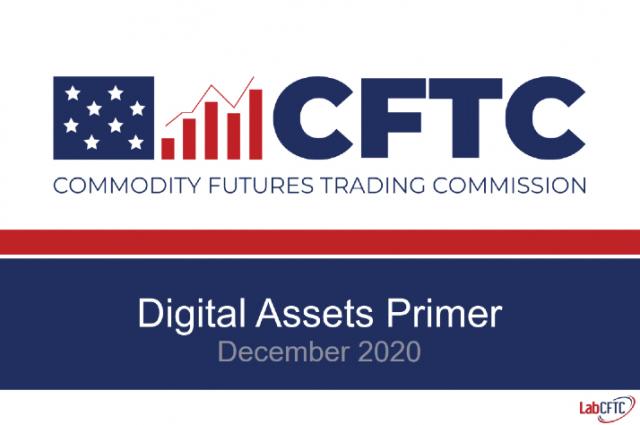 美 CFTC 핀테크 이니셔티브 '디지털 자산 파생상품에 대한 관심 높아졌다'