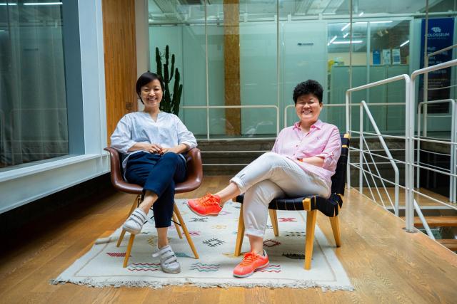 IT 1세대 여성들이 만든, IT인을 위한 '성장 플랫폼' X세대 언니들의 스타트업 이야기