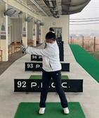 [김민선의 올포인트레슨]템포·힘 줄여 절반 스윙 연습을