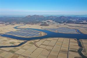 한수원, 전남 고흥 염해 농지에 300㎿급 태양광 사업 나서
