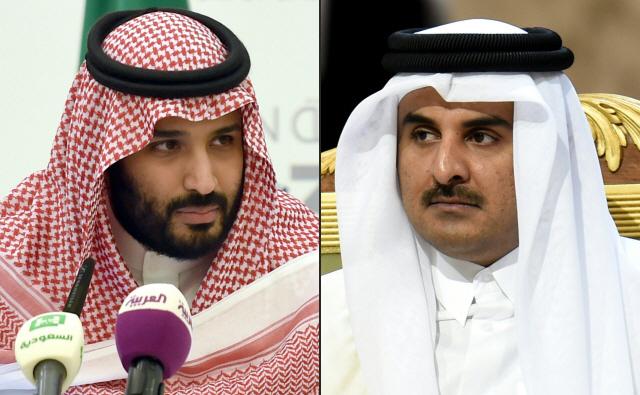 사우디 카타르, 3 년 7 개월 만에 국경 개방