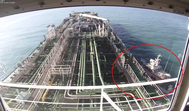 [영상] 이란, 헬기·고속정 수척 동원 …韓선박 나포 긴박했던 순간