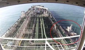 [영상] 헬기·고속정으로 위협 …韓선박 나포 긴박했던 순간