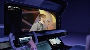車 안을 콘서트장으로…삼성·하만, 디지털 콕핏 공개