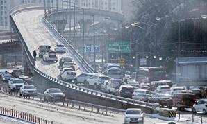 기습 폭설·한파에 車보험 콜 폭주