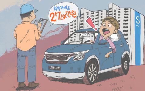 3기 신도시 청약 필수 체크!  '자동차 가액' 확인은?[박윤선의 부동산 TMI]