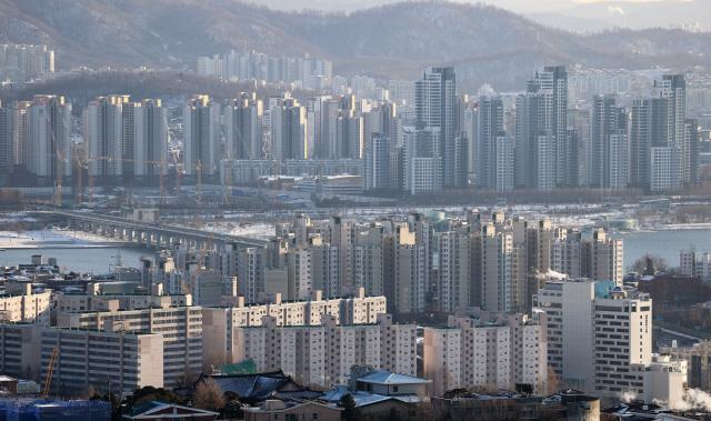 급등하는 전국 아파트값에…커져가는 분양사업 기대감