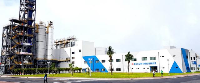 [시그널] 친환경차 수요확대에...코오롱인더, 베트남 공장 증설