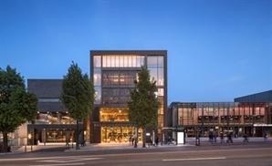 [건축과 도시]  고단한 일상에 쉼표...도심 속 커피정원