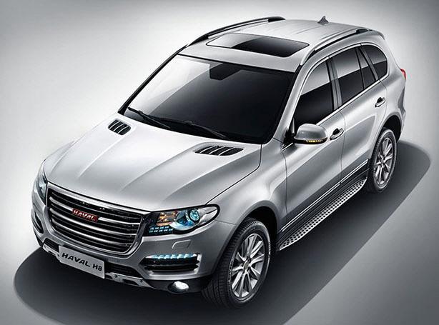 [니하오 중국증시] 중국 SUV·픽업트럭 절대강자 창청자동차, 미래차 시동
