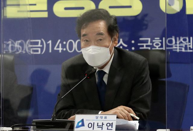 이낙연 '이익공유제 마이웨이'… 'ESG 공시 의무화 당겨야'