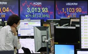 사상 최대 '빚투' 덮친 변동장…반대 매매 액수 보니