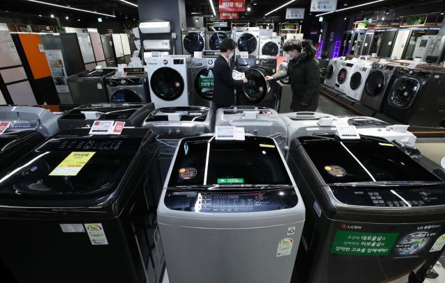 [사진] 삼성·LG 세탁기, 미국 컨슈머리포트 평가 1위
