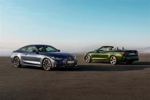 BMW, 뉴4시리즈 사전계약 실시…쿠페·컨버터블 2종