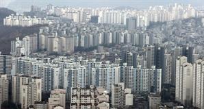 수도권 아파트값 1주일간 0.31% 올라...9년만에 최대