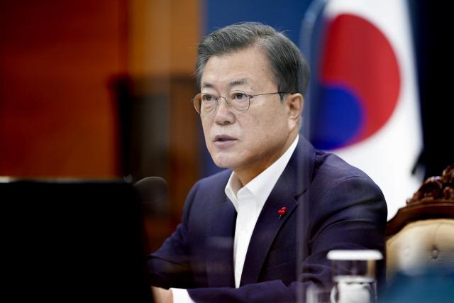 [속보]文대통령, 김진욱 공수처장 임명안 재가...21일 임기 시작