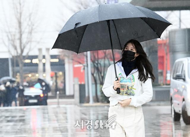 이지아 '컬투쇼' 이지아 예능 나들이