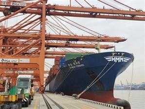 미주·유럽·동남아 항로에 국적선사 5척 긴급 투입