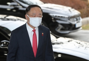 당정 손실보상 제도화 논의에 홍남기 불참한 까닭은