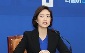 """고민정, '저질 정치인' 공격한 오신환 겨냥 """"한숨만 나와…부디 끝까지 완주하길"""""""