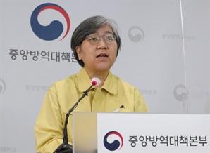 [속보] '복지장관 접촉' 정은경 청장도 선제검사…권덕철 장관은 '음성'