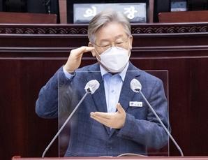 경기도의회, '전 도민 10만원 재난소득' 의결…'설전 지급' 예상