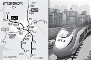 '집값 불쏘시개' GTX…'정차' 소문에 호가 2억서 4억으로 뛰어