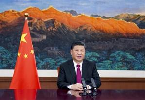 """시진핑, 바이든 취임 후 첫 국제무대서 경고장 """"독선주의 실패할 것"""""""