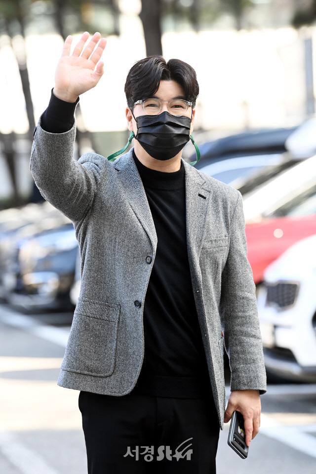 박구윤, 반갑습니다