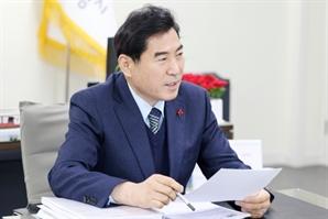 """김상돈 의왕시장 """"제2의왕TP 조성...첨단자족도시로 도약"""""""