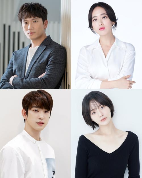 지성X김민정X진영X박규영 tvN '악마판사' 캐스팅 확정, 하반기 방송