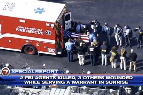 미 FBI 요원 2 명이 아동 성범죄 혐의로 총에 맞아 살해