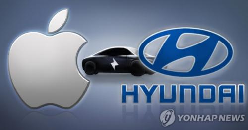 '애플 쇼크'진정 … 현대차 그룹 하루 만에 반등