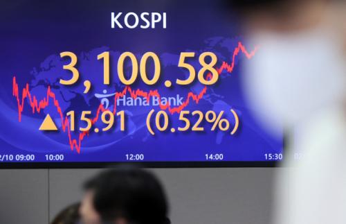 새해 10兆 판 연기금...'30조 원 더 팔 수 있다'