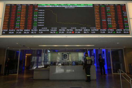 브라질 '관치 경제'에 출렁이는 증시·헤알화