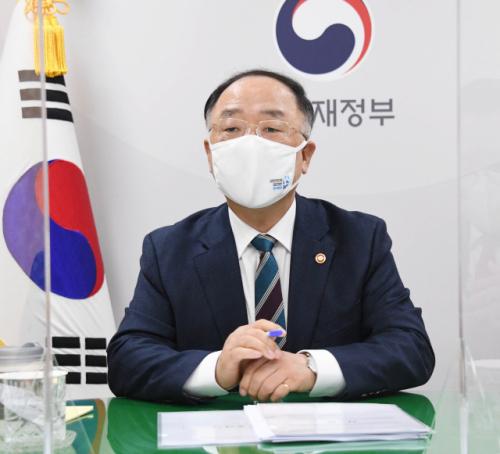 [속보]홍남기 '신규 공공택지 10시 국토부에서 발표 예정'